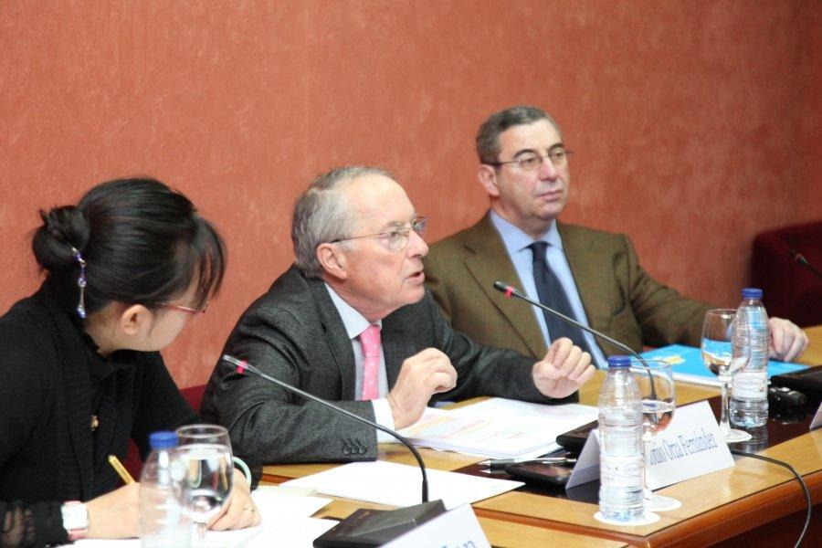 Imaxes José Antonio Orza Fernández. Licenciado en Dereito.